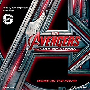 Marvel's Avengers: Age of Ultron Audiobook