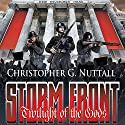 Storm Front: Twilight of the Gods, Book 1 Hörbuch von Christopher G. Nuttall Gesprochen von: Corey Gagne