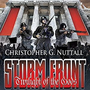 Storm Front: Twilight of the Gods, Book 1 Audiobook by Christopher G. Nuttall Narrated by Corey Gagne