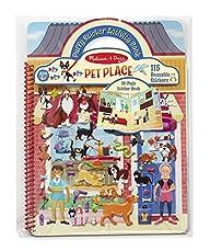 Melissa & Doug Pet Shop Puffy Sticker…