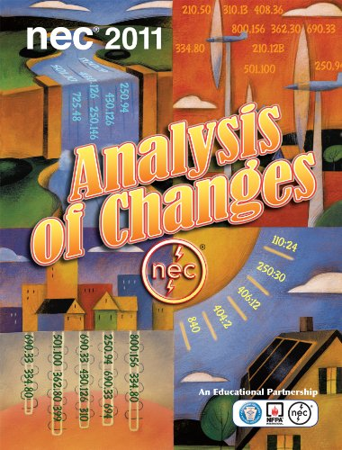 Analysis of Changes, NEC-2011 - Spiral Bound - International Association of Electrical Inspectors - 1890659541 - ISBN: 1890659541 - ISBN-13: 9781890659547