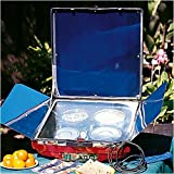 Hybrid Solar Cooker Sun Oven Portable Cooker by Sun BD Corporation