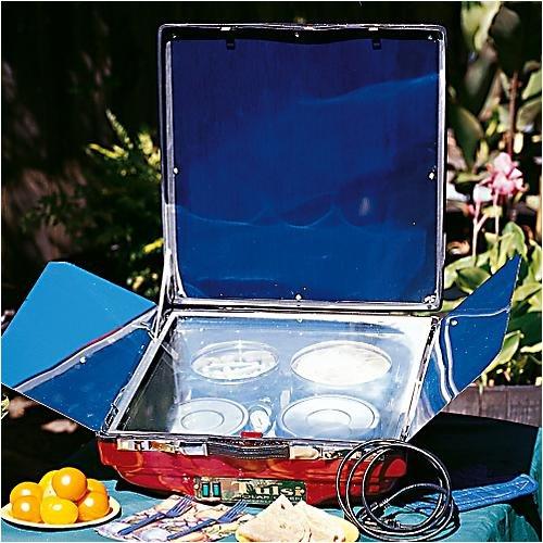 Hybrid Solar Cooker Sun Oven Portable Cooker by Sun BD Corporation