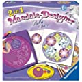 Ravensburger 29880 - Bella Sara - Mandala-Designer 2 in 1