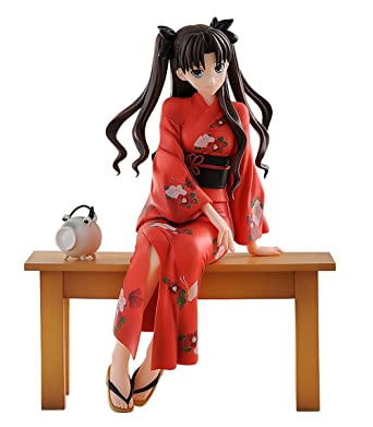 Figurine 'Fate/Stay Night' - Rin Tohsaka-Yukata