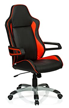 cuir Office bureau Pro HJH en Racer 621831 Chaise de synthà Yfb76gy