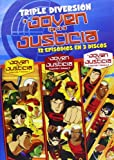 Young Justice: Season 1 (Region 2) (3 DVD)