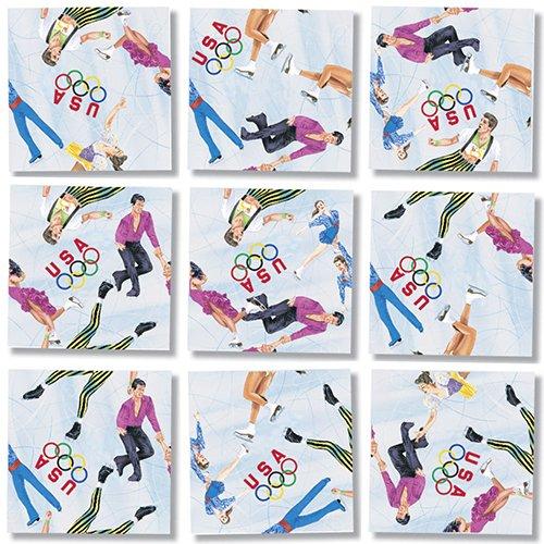 Scramble Squares: Figure Skating - 1