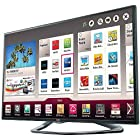 LG 60LA6200 60-Inch Cinema 3D 1080p 120Hz LED-LCD HDTV with Smart TV and Four Pairs of 3D Glasses