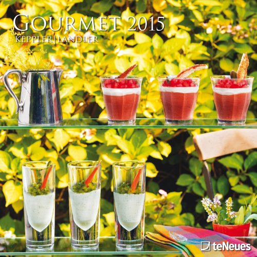 610ZVDZtZVL 2015 Kitchen, Food, Drink Calendars