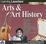 Art  &  Art History: Over 15 Complete Printable Unit Studies with Interactive Links (Learning Launchers)