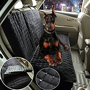 VIEWPETS Big Water Repellant Box Quilted Car