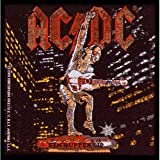 AC/DC - Patch Stiff Upper Lip (in 10 cm x 9 cm)