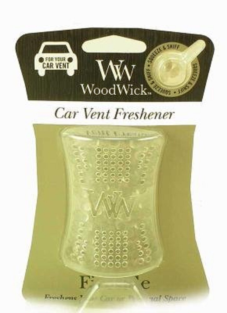 Amazon.com - WoodWick Home Vent Candles, Fireside - Home Fragrance ...