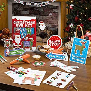 Pre Order. Children's Christmas Eve Kit