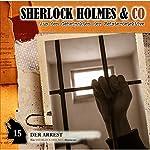 Der Arrest (Sherlock Holmes & Co 15)   Thomas Tippner