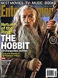 【ガンダルフ】Entertainment Weekly #1237 4/4 「ホビット:思いがけない冒険」