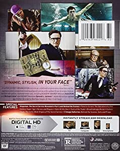 Kingsman: The Secret Service (Blu-ray + Digital Copy) by 20th Century Fox