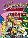Les Simpson, Tome 2 : Du Homer pour les f�tes  par Groening