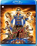 HAPPY NEW YEAR - BLU-RAY [BOLLYWOOD] [Blu-Ray] [2014]