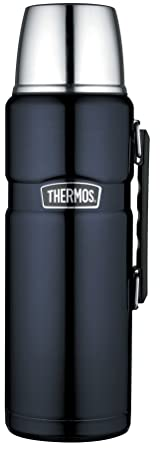 Thermos Stainless King 2-Liter/68-Ounce Beverage Bottle