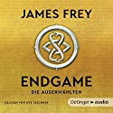 Endgame: Die Auserwählten Audiobook by James Frey Narrated by Uve Teschner