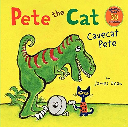 Pete the Cat: Cavecat Pete PDF