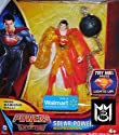 Superman Man of Steel Powers of Krypton Solar Power Superman Exclusive
