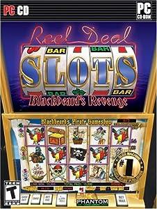 Reel Deal Slots Blackbeard's Revenge by Phantom EFX