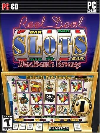 Reel Deal Slots Blackbeard's Revenge