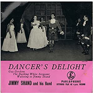 Jimmy Shand And His Band* Jimmy Shand's Folk Dance Band - Canadian Barn Dance / Flooers O' Edinburgh