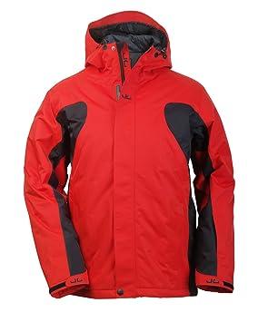 536ebaaa9657 Jeff Green, Giacca invernale da sci e outdoor Uomo Arendal: Sport e tempo  libero: Trovare sconto
