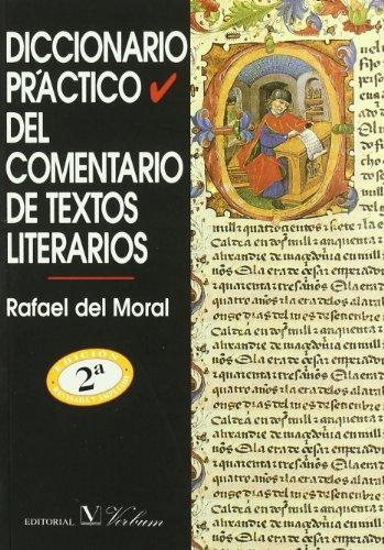 Diccionario practico del comentario de textos literarios (Spanish Edition)