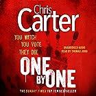 One by One Hörbuch von Chris Carter Gesprochen von: Thomas Judd