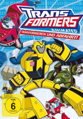 Transformers Animated - Transformieren und Abfahrt!