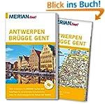 MERIAN live! Reisef�hrer Antwerpen, B...