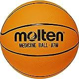 molten(モルテン) バスケット専用 メディシンボール7号 ゴム製 B7M