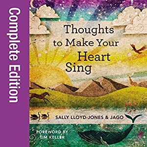 Thoughts to Make Your Heart Sing Audiobook