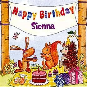happy birthday sienna the birthday bunch from the album happy birthday