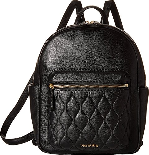 Vera Bradley Leighton Backpack, Black