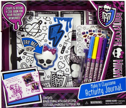 Monster High Activity Journal - 1