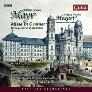 Mass & Choral Works