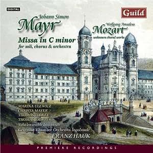 Mozart: Choral Music
