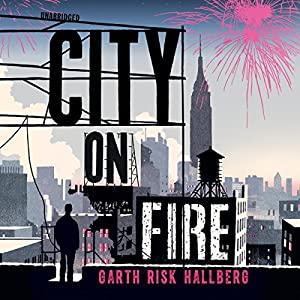 City on Fire Audiobook