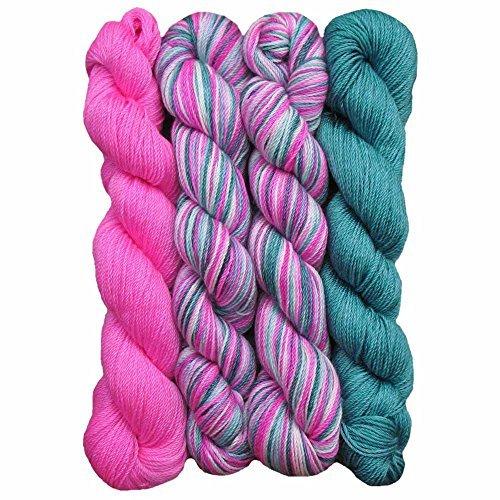 living-dreams-slinky-malinky-sock-yarn-discount-pack-superwash-merino-tencel-blend-fingering-weight-