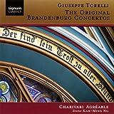 Torelli, Giuseppe: Orginal Brandenberg Concertos,