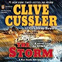 The Storm: A Novel from the Numa Files Audiobook by Clive Cussler, Graham Brown Narrated by Scott Brick
