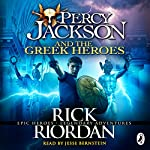 Percy Jackson and the Greek Heroes | Rick Riordan