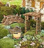 Decorative Fairy Village Accessories, Set of 3