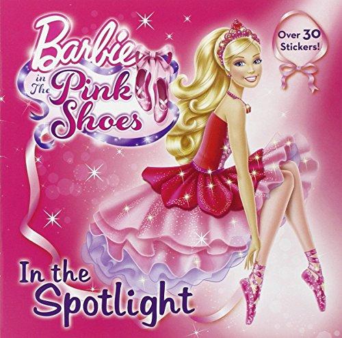 In the Spotlight (Barbie) (Pictureback(R))
